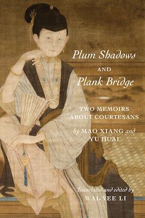 Plum Shadows and Plank Bridge