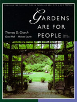 Gardens Are For People, Third edition