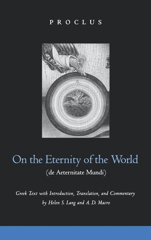 On the Eternity of the World de Aeternitate Mundi