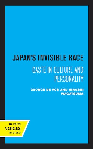 Japan's Invisible Race