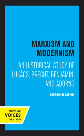 Marxism and Modernism
