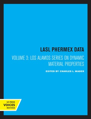 LASL Phermex Data, Vol. III