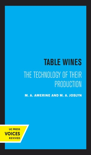 Table Wines
