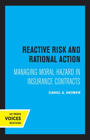 Reactive Risk and Rational Action