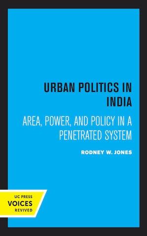 Urban Politics in India