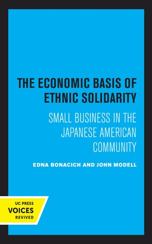 The Economic Basis of Ethnic Solidarity