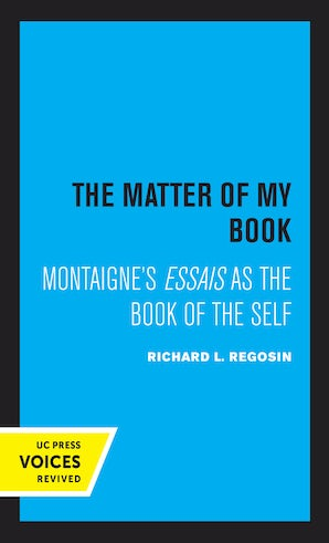 The Matter of My Book