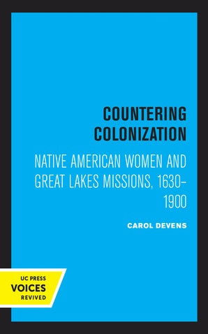 Countering Colonization