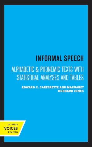 Informal Speech