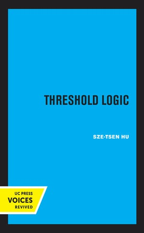 Threshold Logic
