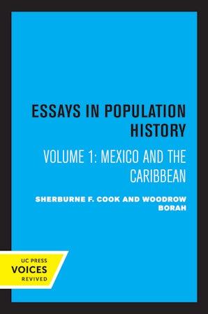 Essays in Population History, Volume One