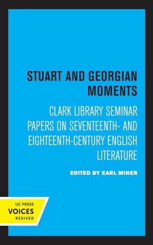 Stuart and Georgian Moments