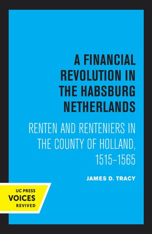 A Financial Revolution in the Habsburg Netherlands