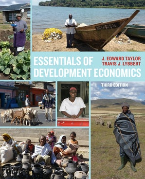 Essentials of Development Economics, Third Edition