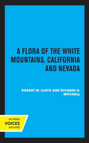A Flora of the White Mountains, California and Nevada