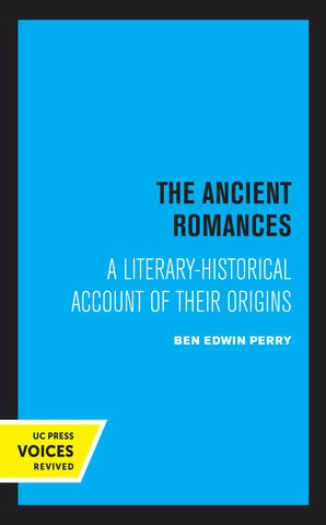 The Ancient Romances