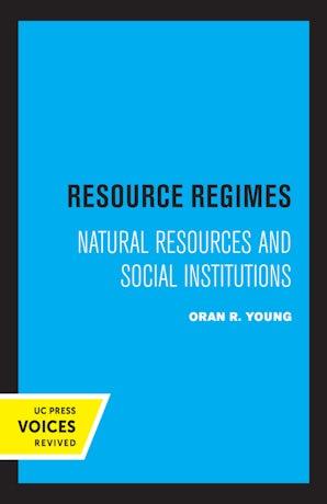 Resource Regimes