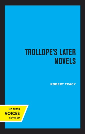 Trollope's Later Novels