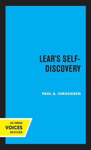 Lear's Self-Discovery