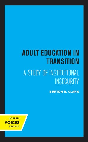Adult Education in Transition