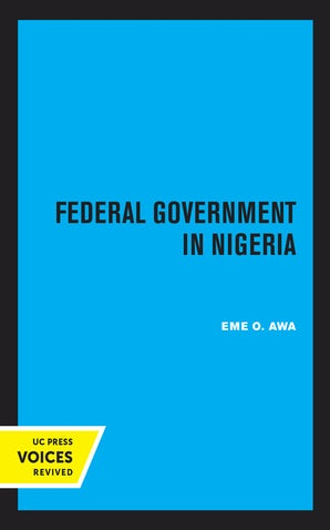 Federal Government in Nigeria
