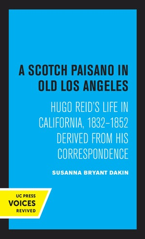 A Scotch Paisano in Old Los Angeles