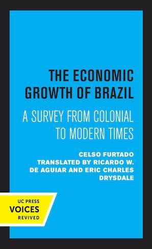 The Economic Growth of Brazil