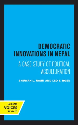 Democratic Innovations in Nepal