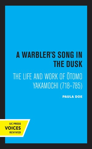 A Warbler's Song in the Dusk