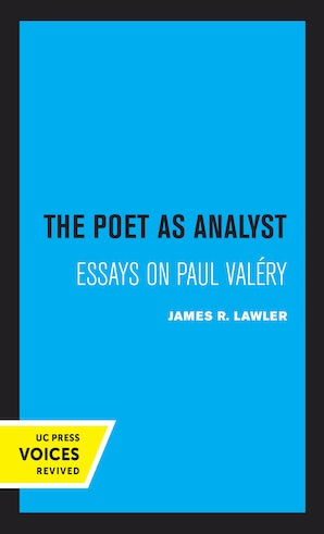 The Poet as Analyst