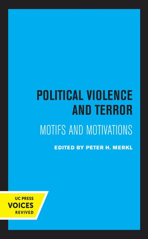 Political Violence and Terror