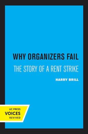 Why Organizers Fail