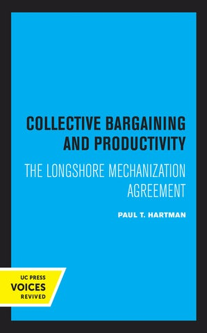 Collective Bargaining and Productivity