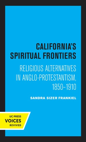 California's Spiritual Frontiers