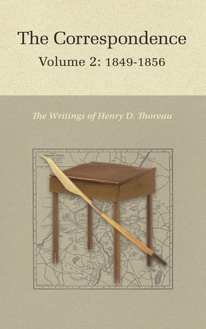 The Correspondence of Henry D. Thoreau