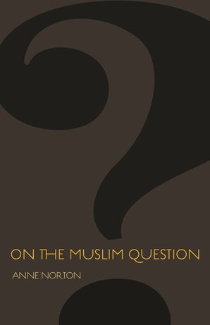 On the Muslim Question