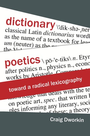 Dictionary Poetics