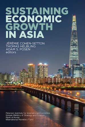 Sustaining Economic Growth in Asia