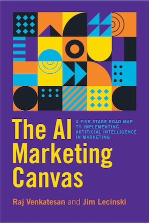 The AI Marketing Canvas