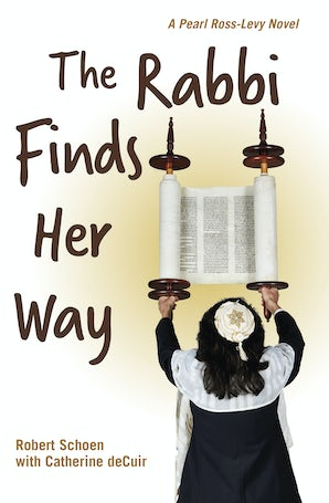 The Rabbi Finds Her Way
