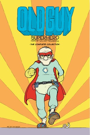 Old Guy: Superhero