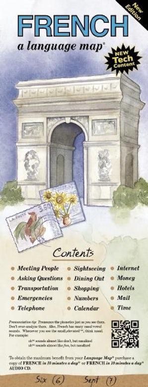 FRENCH a language map