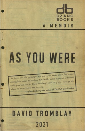 As You Were