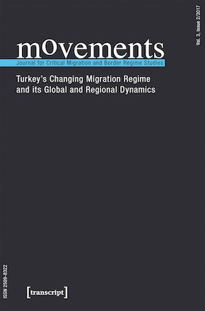movements. Journal for Critical Migration and Border Regime Studies Vol. 3, Issue 2/2017