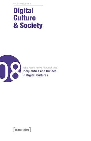 Digital Culture & Society (DCS) Vol. 5, Issue 1/2019