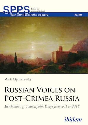 Russian Voices on Post-Crimea Russia