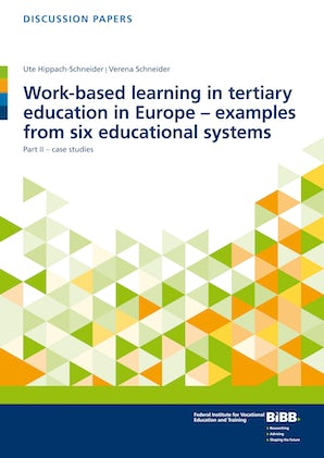 Work-based learning in tertiary education in Europe – examples from six educational systems