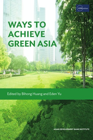 Ways to Achieve Green Asia