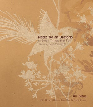 Notes for an Oratorio on Small Things That Fall
