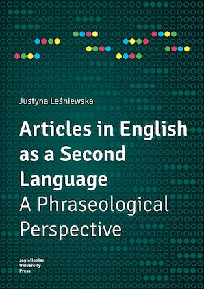 Articles in English as a Second Language